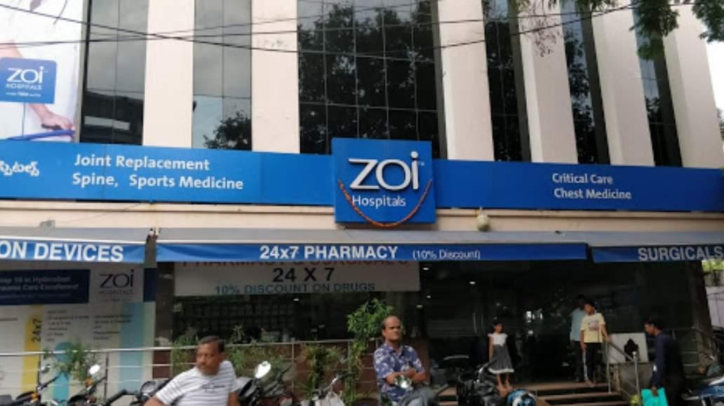 Zoi Hospital (Somajiguda)